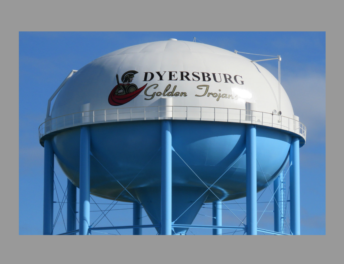 Dyersburg Water Tower